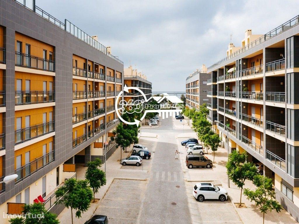 Apartamento T3 com piscina - Village Marina, Olhão