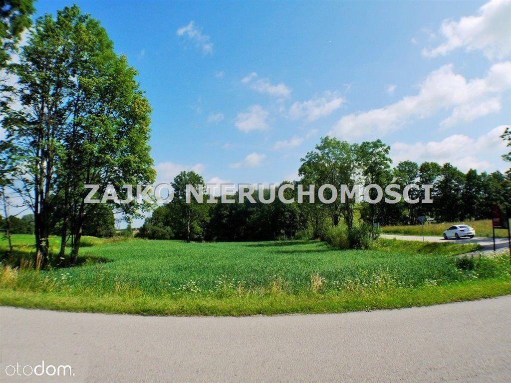 Działka budowlana w Leszczewie - 600 M od jeziora