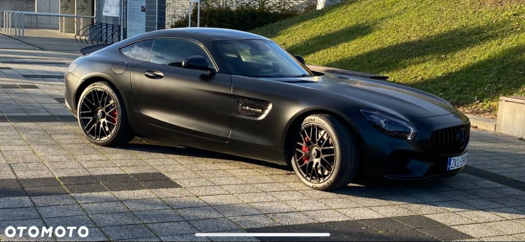 Mercedes-Benz AMG GT Mercedes Amg GTS Coupe Europa bezwypadkowy - 24