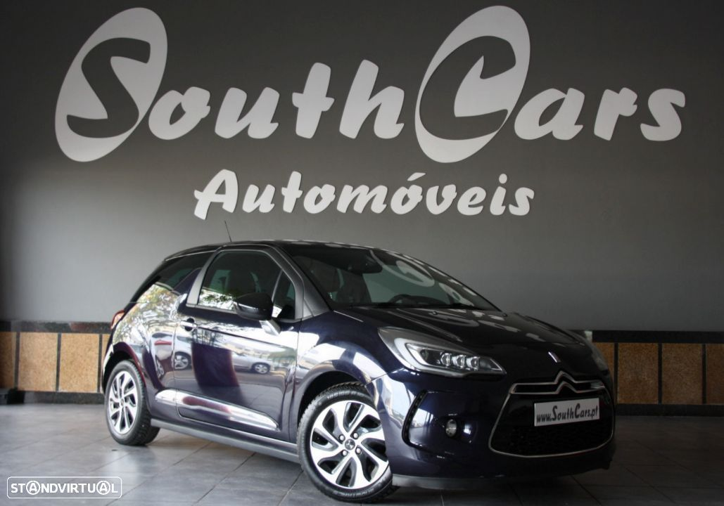 DS DS3 1.6 BlueHDi Sport Chic - 1