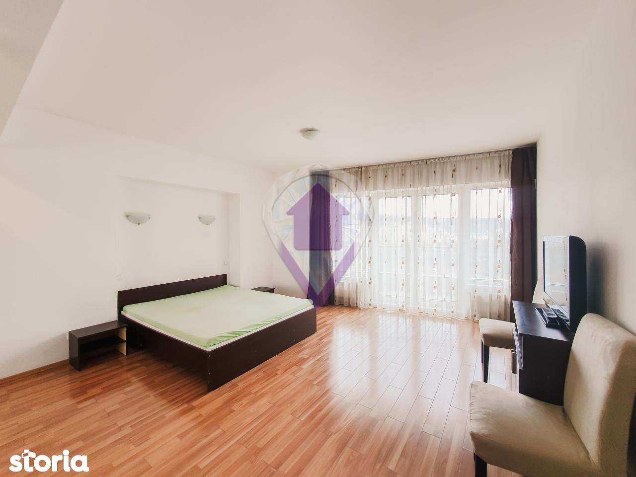 Dormitor + living | 73 m2 | modern | parcare terasă | Plopilor Vest