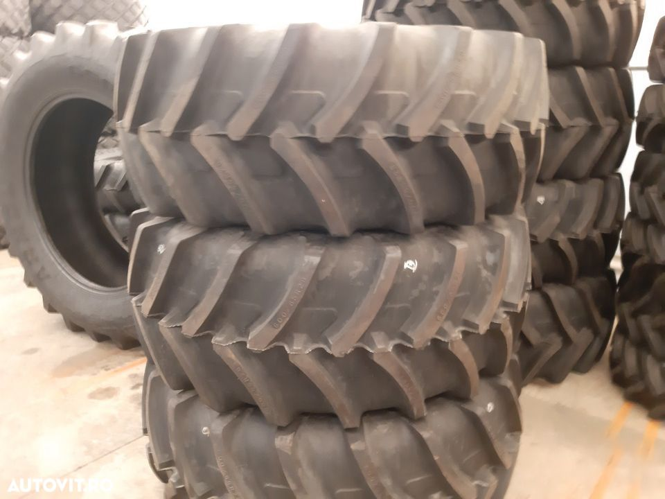 650/65 R28 Anvelope noi de tractor Radiale NEW HOLLAND Class si Cases - 5