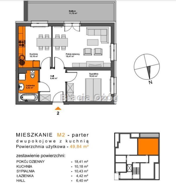 Rzeszów, mieszkanie na sprzedaż, oś. Projektant