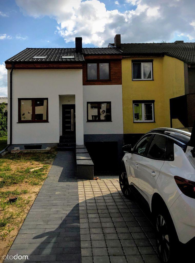 Nowy dom w zabudowie szeregowej - bezpośrednio