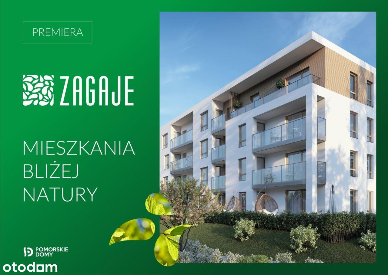 Premiera: Zagaje - mieszkania w Gdańsku Ujeścisko