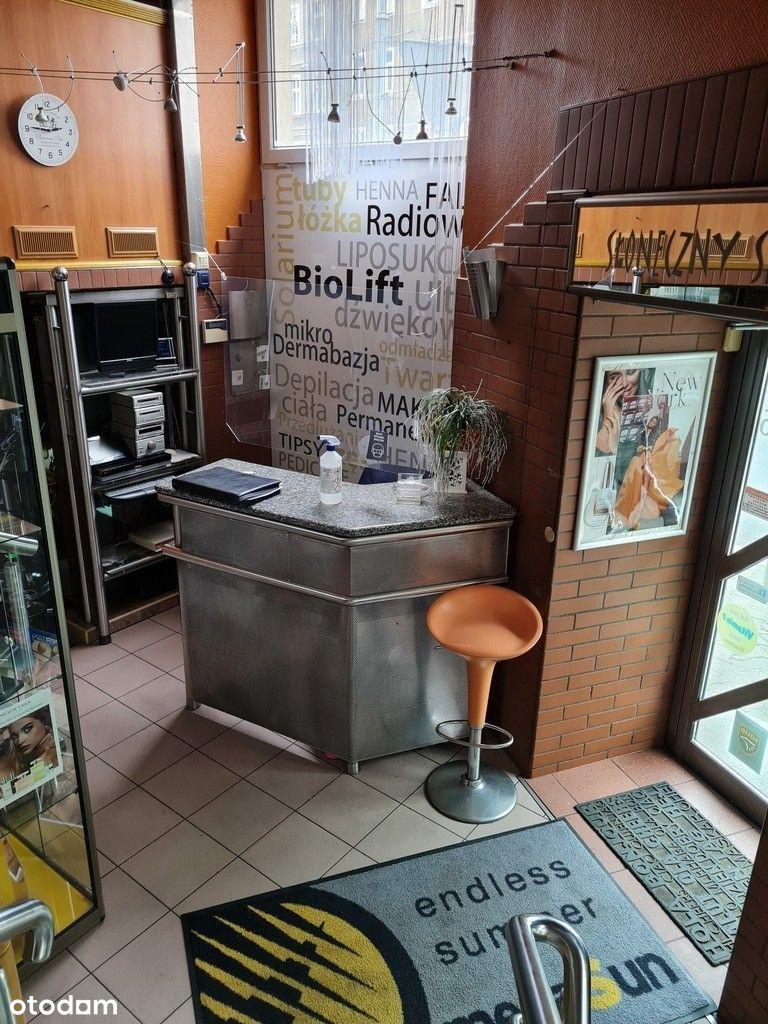 Lokal handlowo-usługowy w samym centrum Szczecina