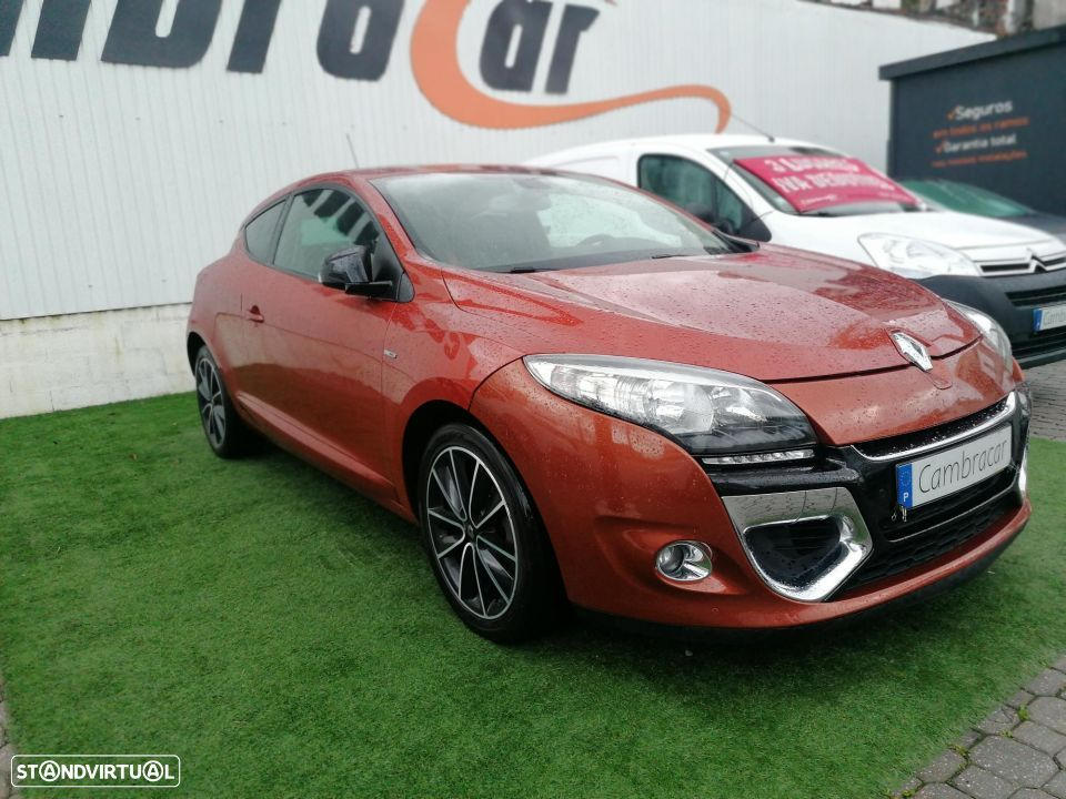 Renault Mégane Coupe 1.5 dCi Bose Edition SS - 1