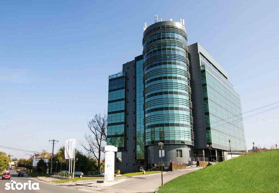 Comision 0! Spații de birouri în zona Pipera - intre 1100 si 9238mp