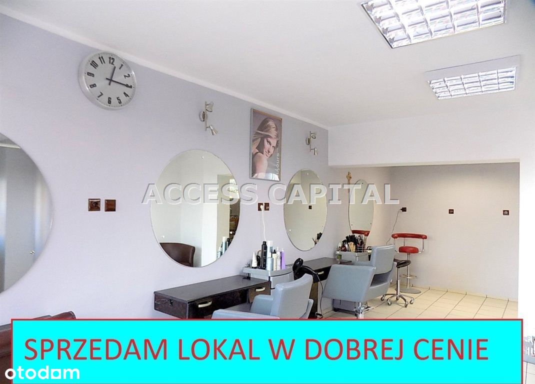 Lokal użytkowy, 50 m², Lubin