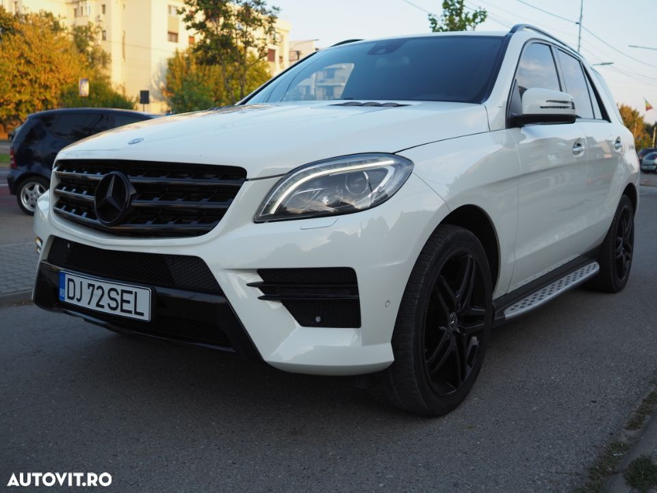Mercedes-Benz ML - 11