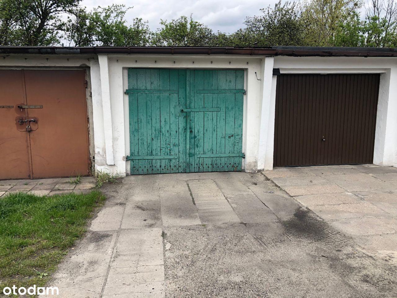Garaż z kanałem Osiedle Tuwima