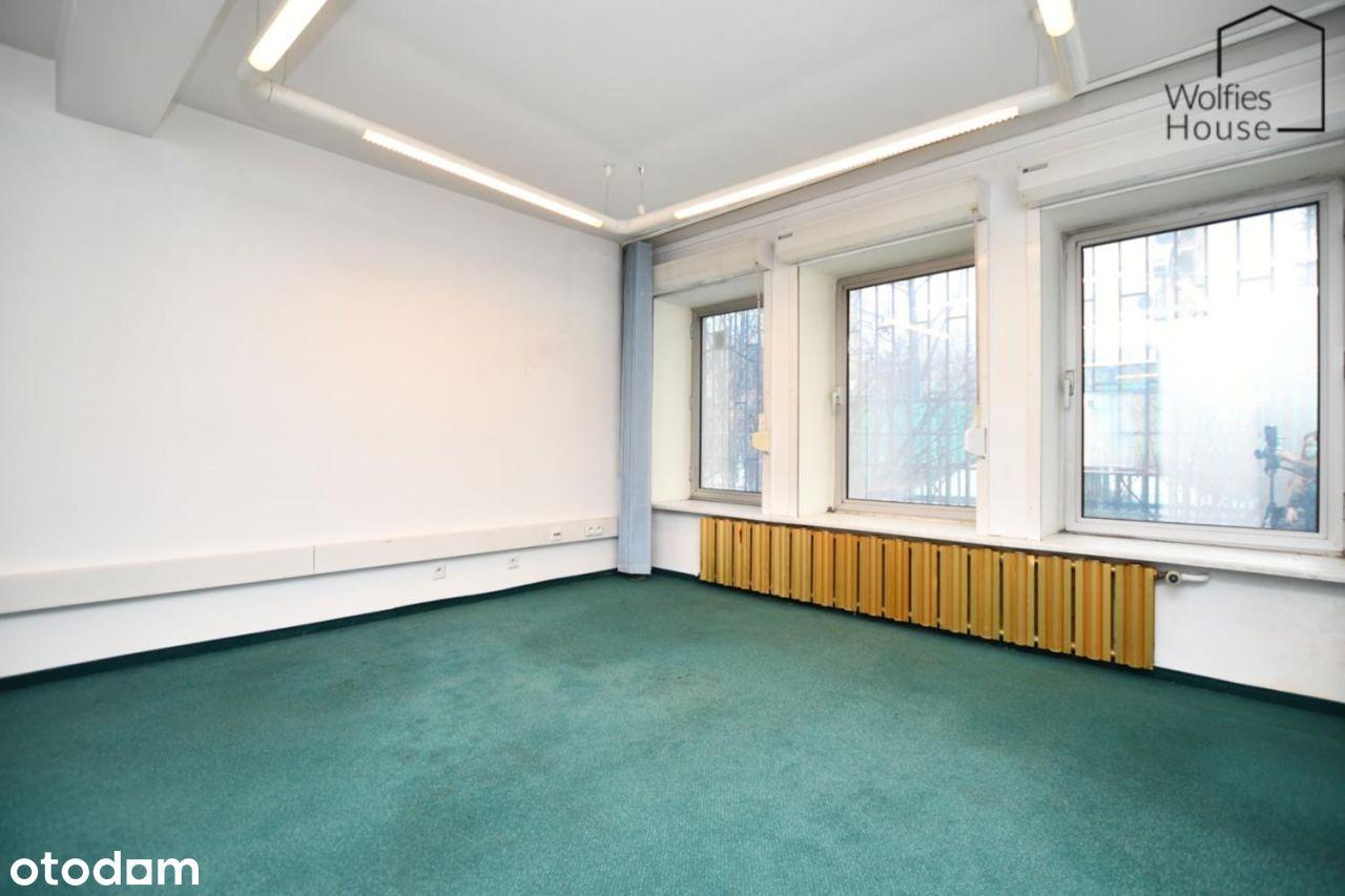 Lokale biurowe do remontu | 3 piętra | Eng