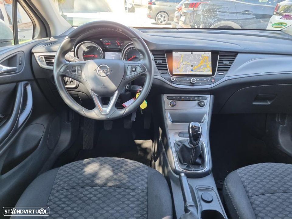 Opel Astra Sports Tourer 1.6 CDTi Selection S/S - 18