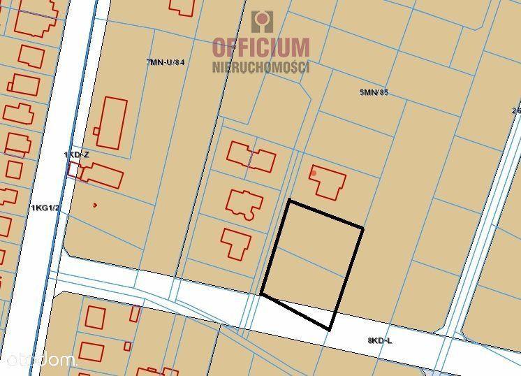 Działka, 2 590 m², Wrocław