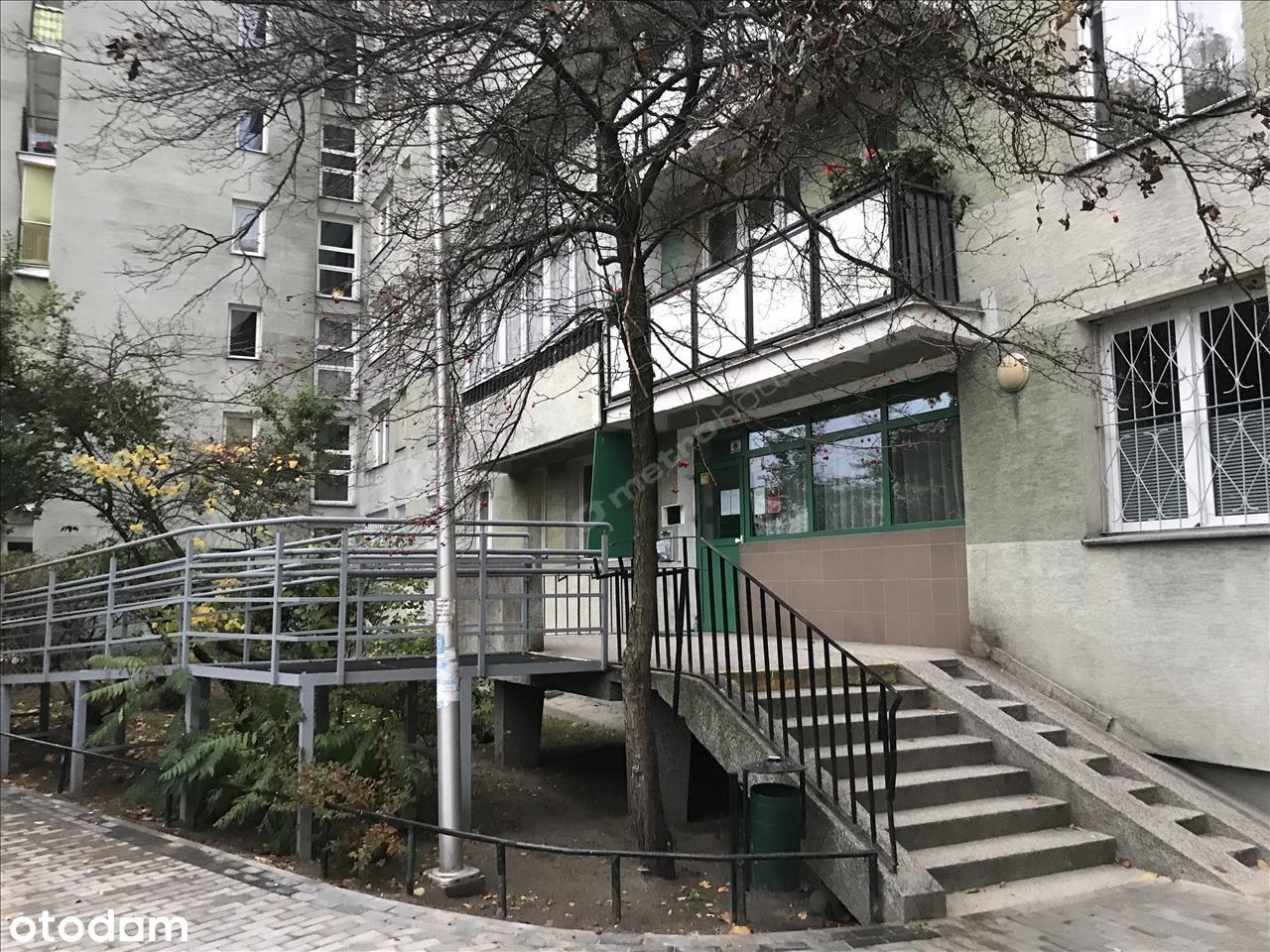 Mieszkanie 3 pokojowe 55 m2 z dużym balkonem.