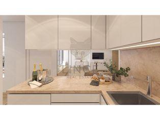 Apartamento T1 Príncipe Real - Piso 0 com 58,98 m2