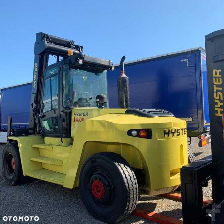 Hyster H 14.00 XM 6  Hyster H 14.00 XM 6 - 1