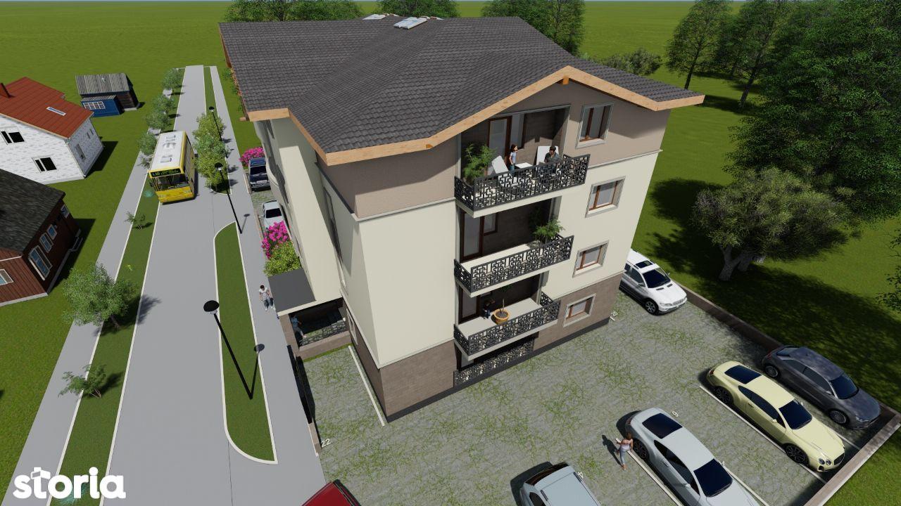 Apartament 2 camere Braytim bloc nou !!