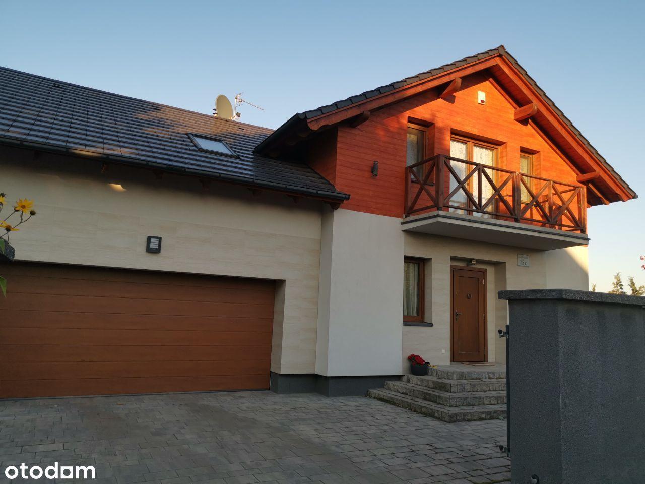 Dom z widokiem, 200 m2, Szachty, Poznań