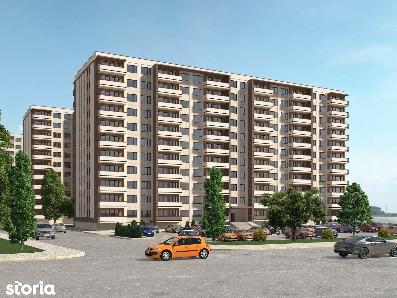 Isaran 3 - noul proiect Isaran Residence