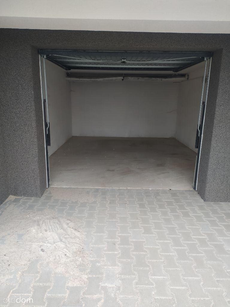 Garaż do wynajęcia - Ogrodowa