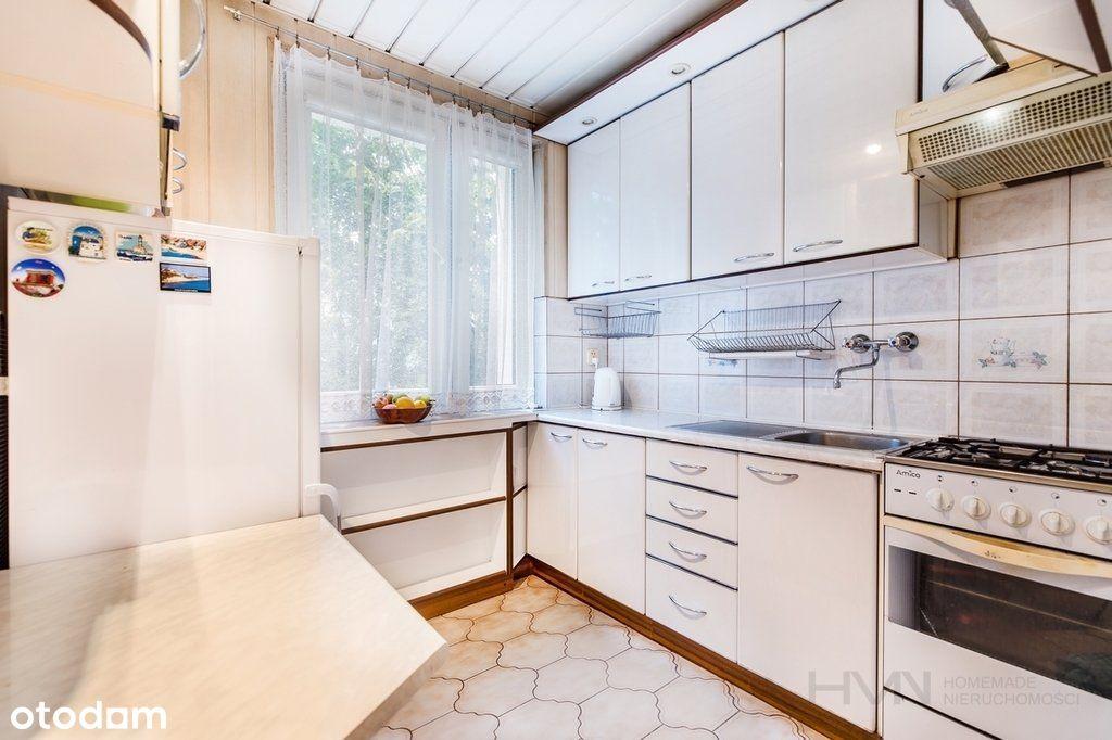 3 pok. mieszkanie z osobną kuchnią i balkonem