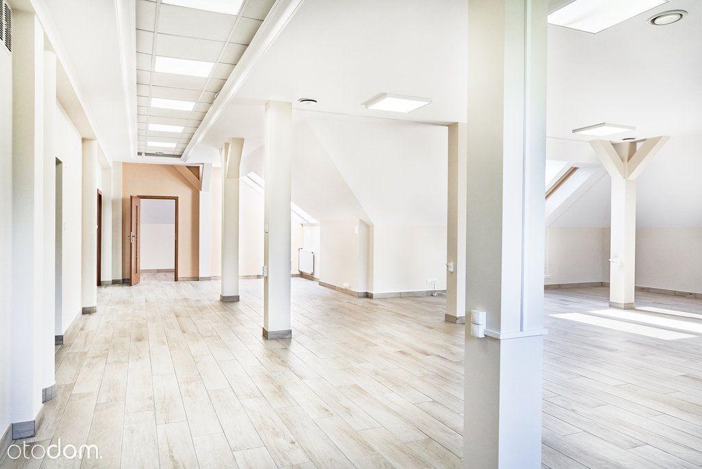 Komfortowe biuro, open space+gabinet