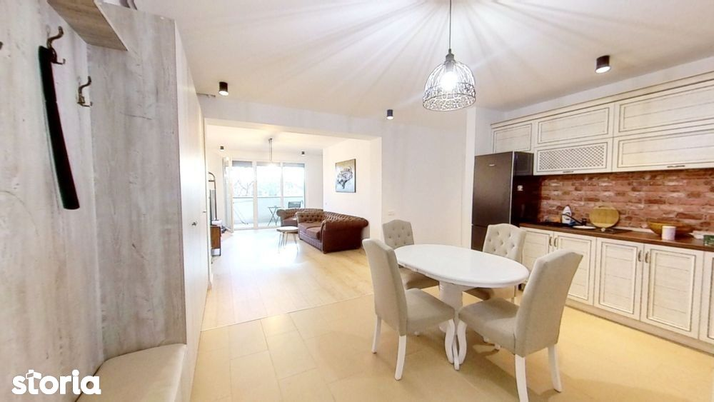 Apartament premium 3 camere Baneasa - Valetta Residence