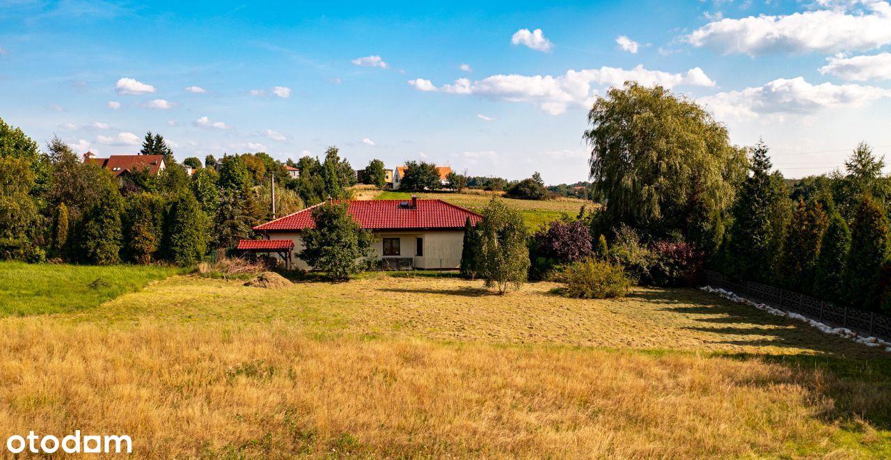 Mysłowice - Morgi atrakcyjna działka 817 m2