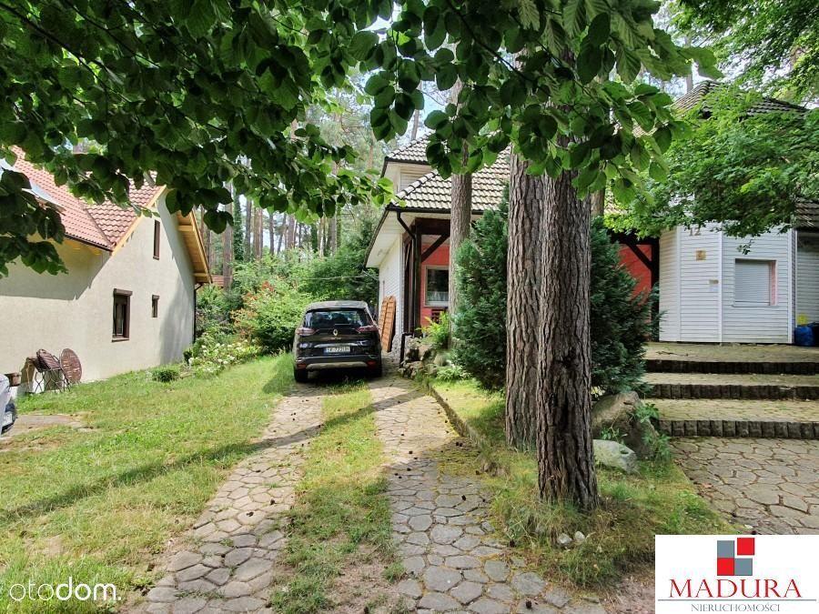 Dom w zielonej częsci Pobierowa