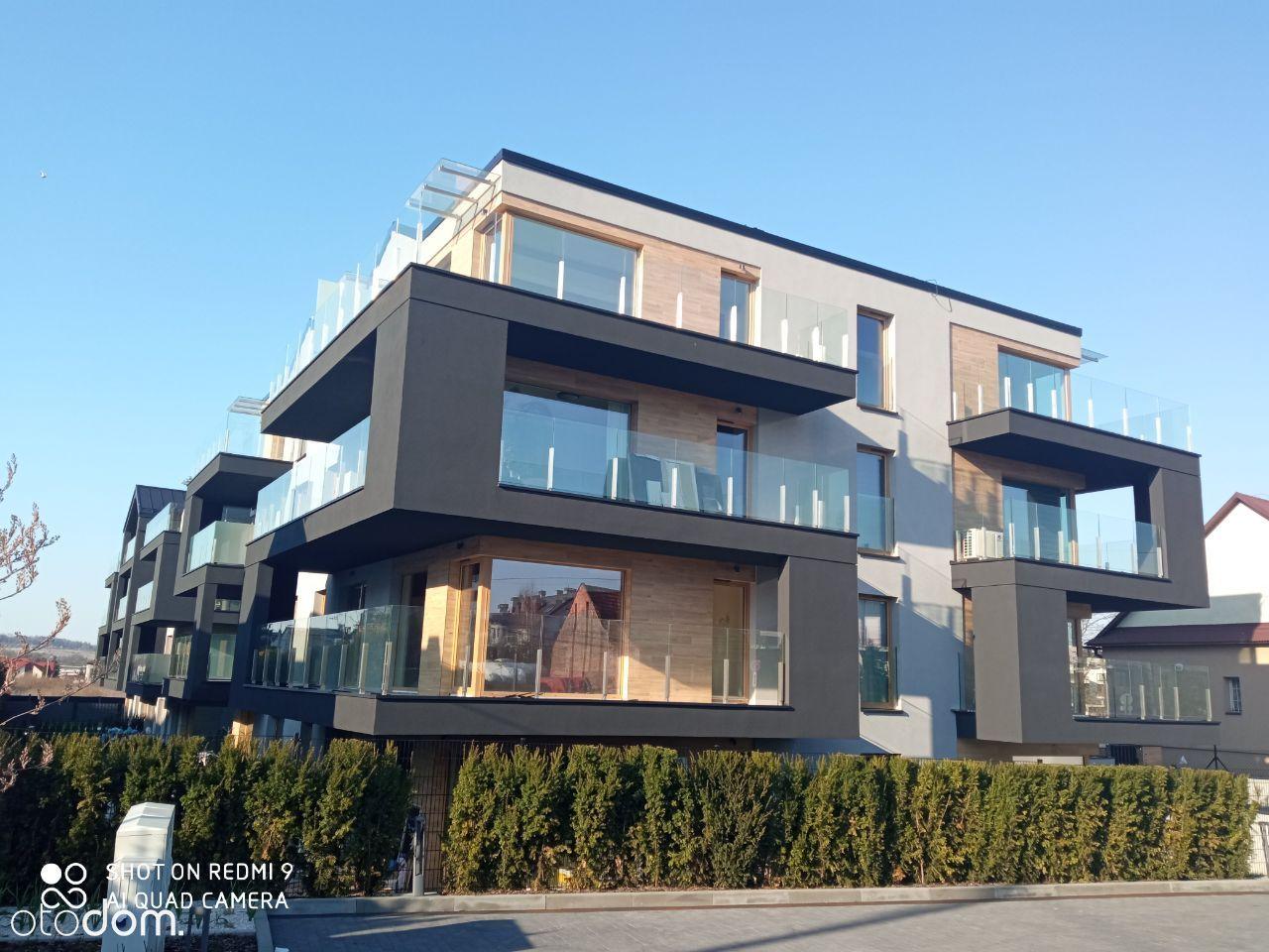 Nowoczesne 2-pokojowe mieszkanie w Bronowicach