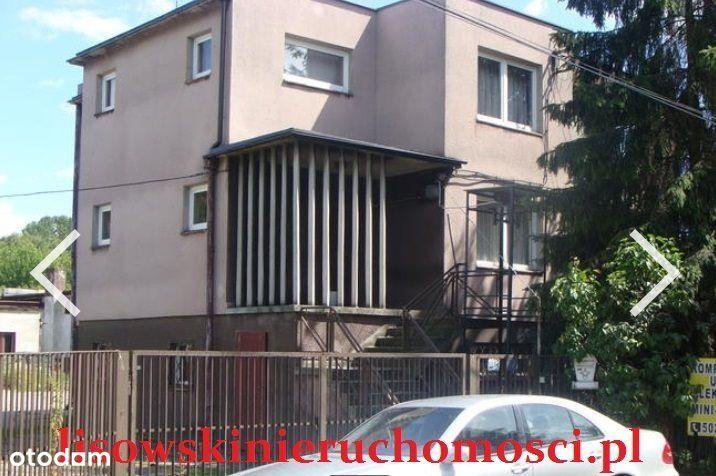 Dom 300m2 + hala i garaże, Łódź