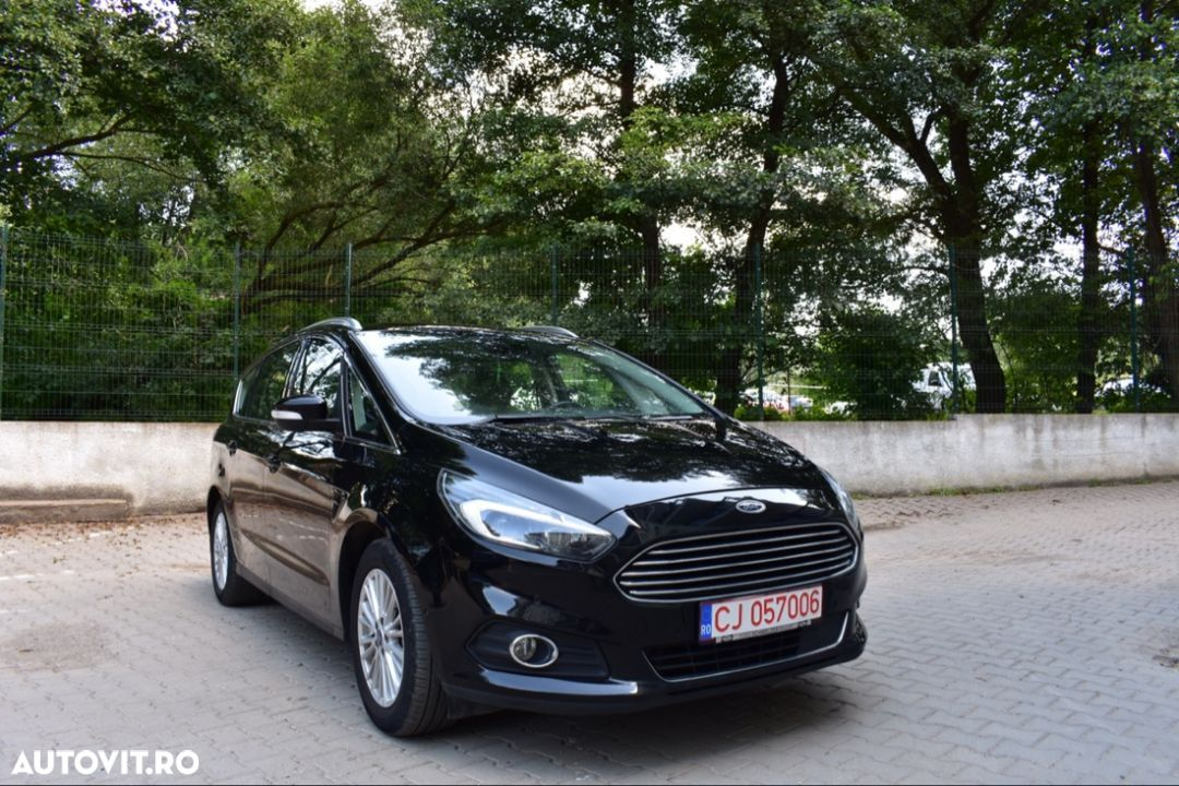Ford S-Max 2.0 - 22