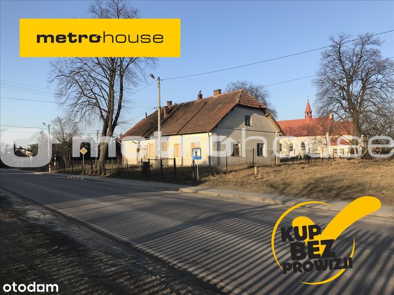 Dom lub budynek pod działalność w Czarnej/Łańcuta