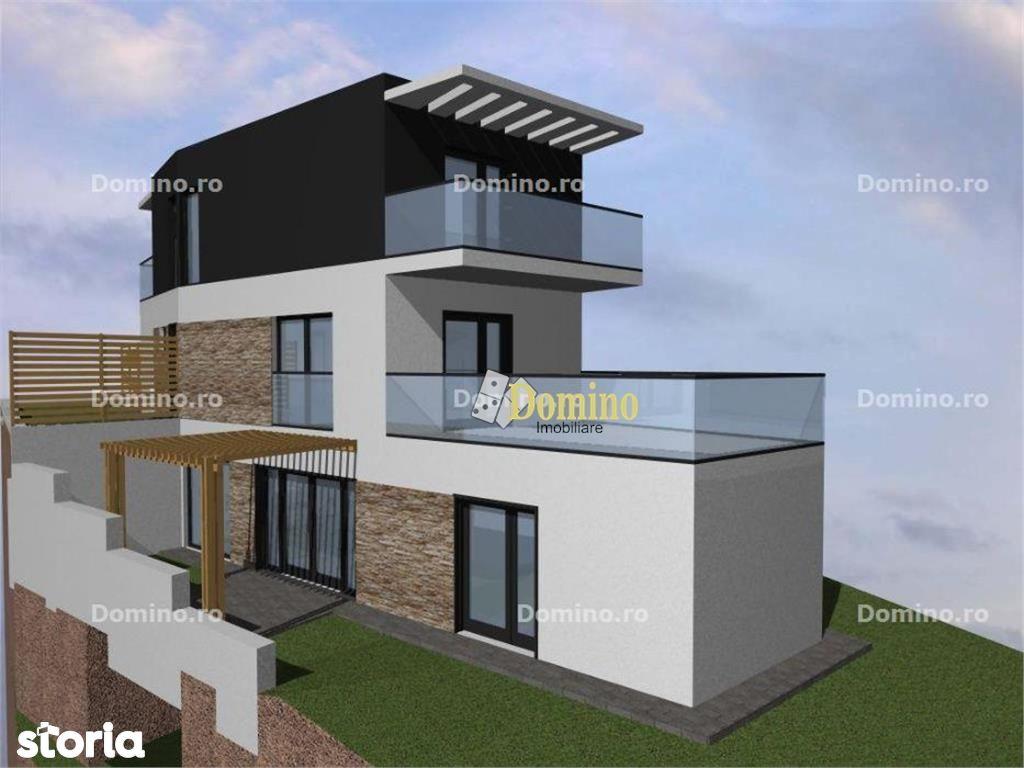 Casa, 5 Camere, Dambul Rotund