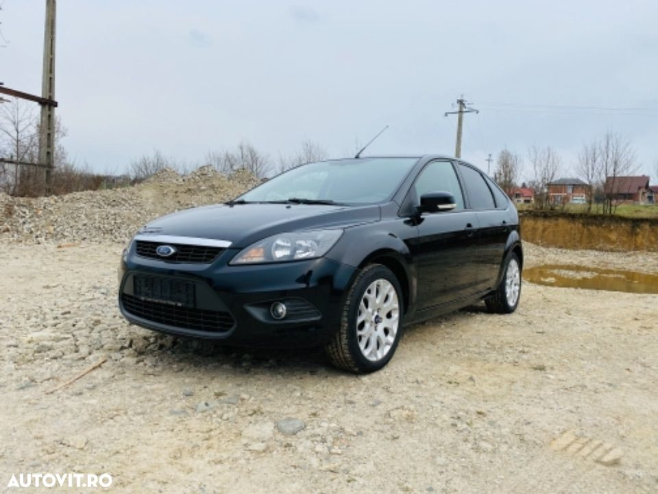 Ford Focus 1.6Ti-VCT - 2