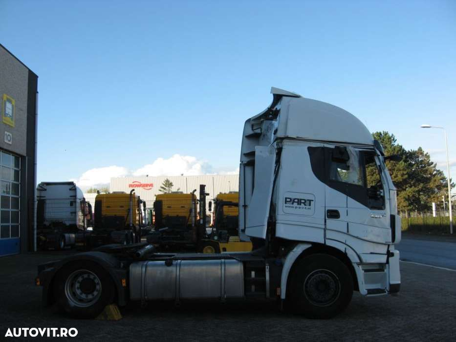 Iveco Stralis 420 + Euro 6 + Engine is perfect! - 6