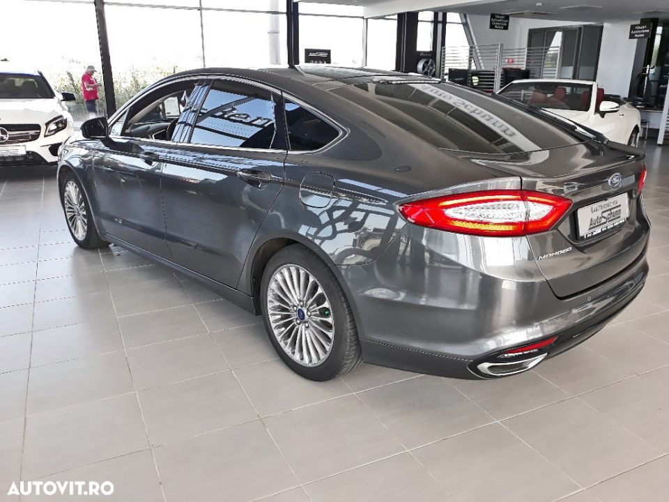 Ford Mondeo 2.0 - 11