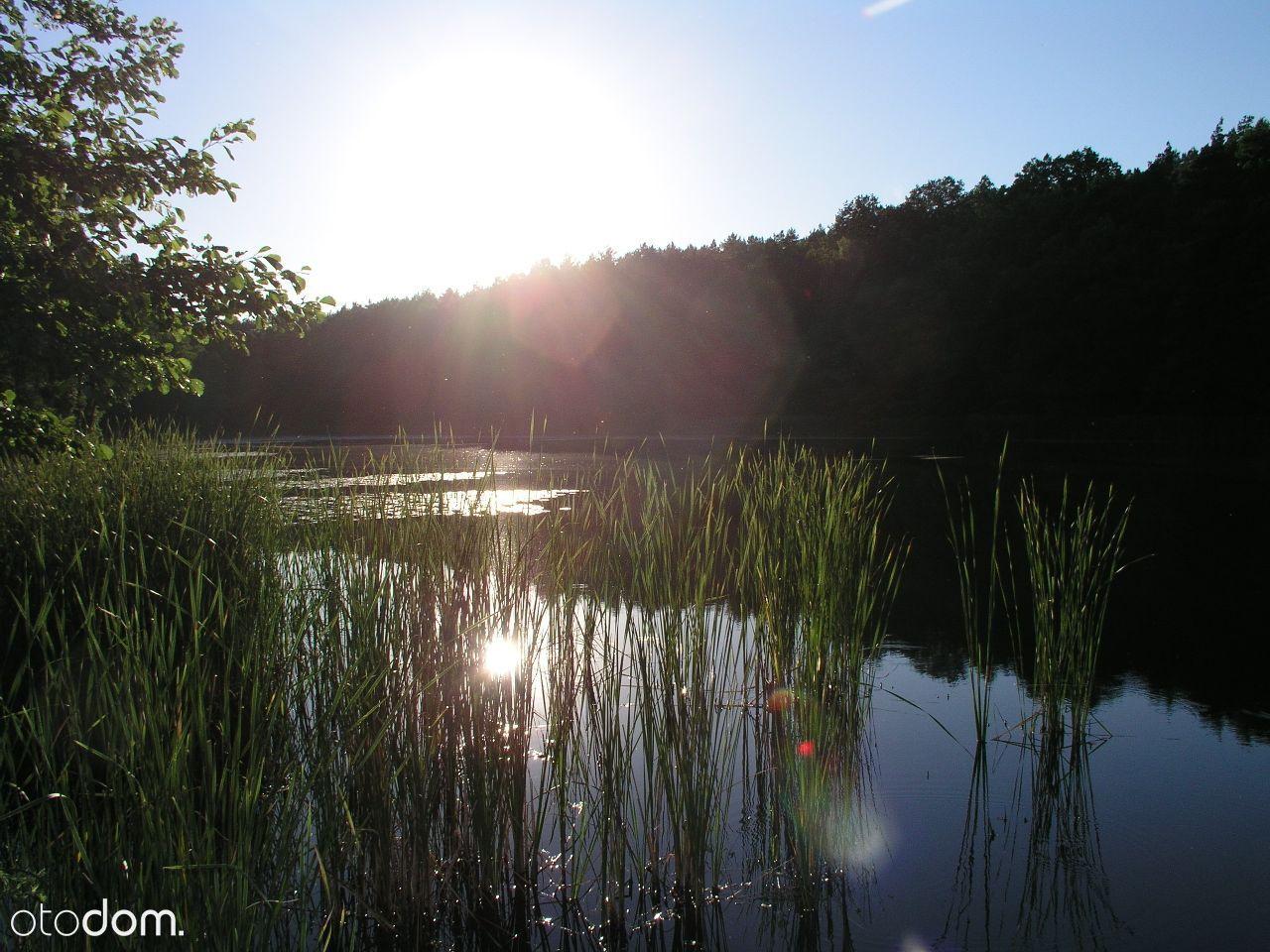 Działkę w Jeziornej, jezioro , las- sprzedam !