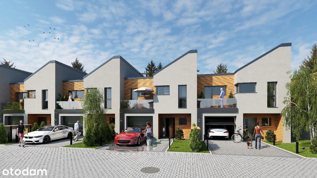 5 pokojowy dom z garażem strychem użytkowym