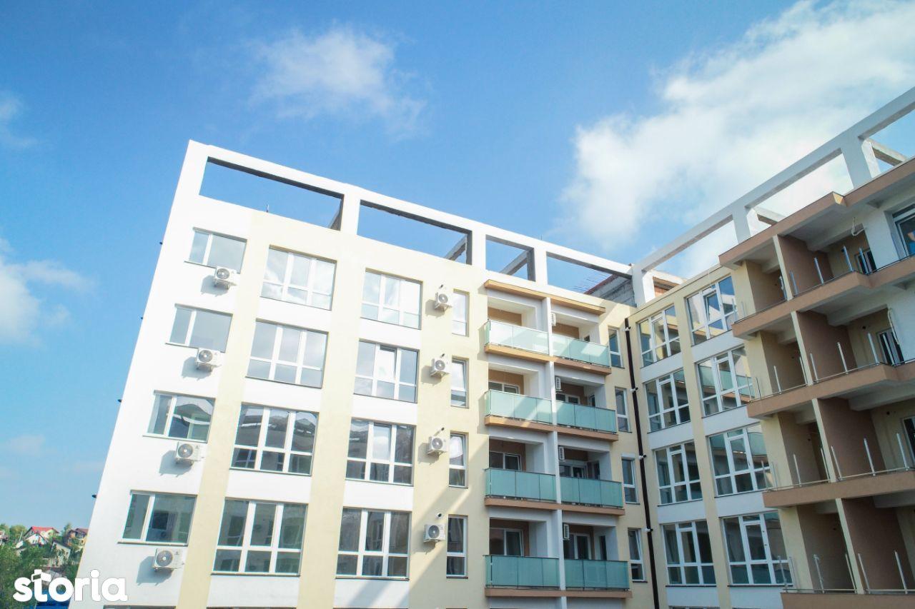 Apartament 2 camere, decomandat, ideal pentru investiții, Bucium/Lidl