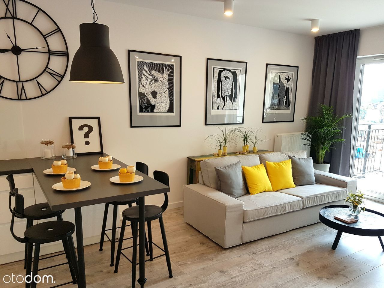 Piękne i wygodne 3 pokoje z aneksem - Gdańska 141A