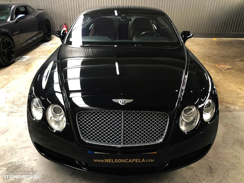 Bentley Continental GT 6.0L W12 - 15