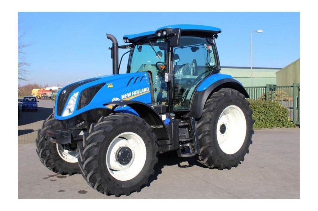 New Holland T6.145  New Holland T6 145 - 1