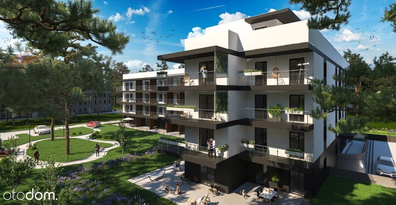 Apartament 88 m² | Podwójny garaż | Taras 200 m²