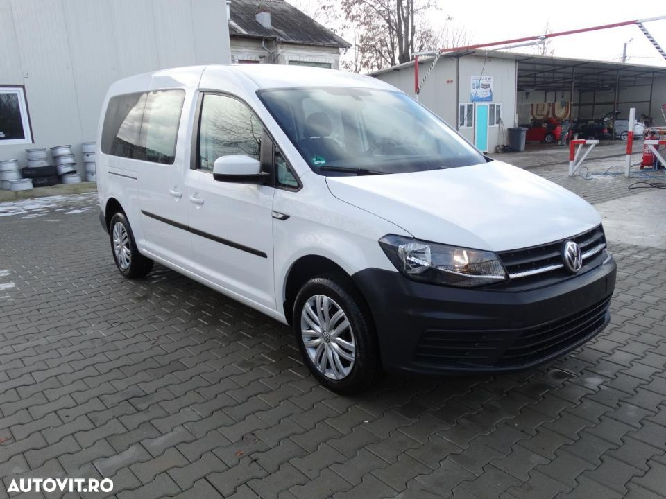 Volkswagen Caddy 2.0 - 2