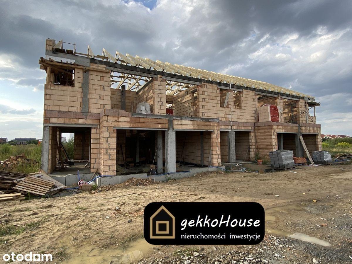 gekkoHouse - Nowy Projekt, 3 łazienki