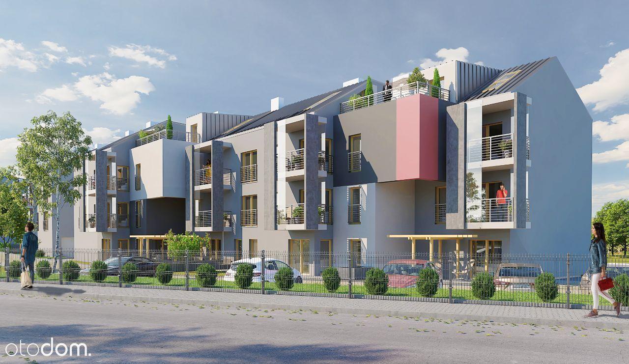 Nowe mieszkania w zielonej części Gliwic