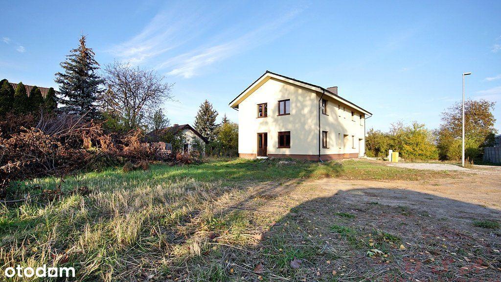 Działka budowlana 630 m² Luboń