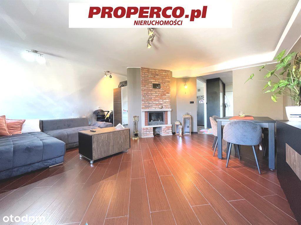 Mieszkanie 2-poziomowe, 4 pok., 120 m2, ul. Okrzei